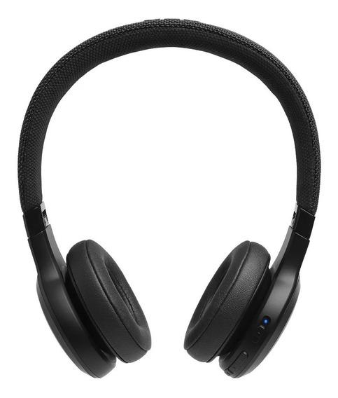Fone De Ouvido Bluetooth Jbl Live 400bt Original + Nfe
