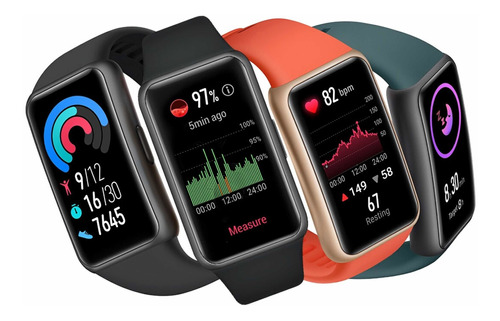 Honor Band 6 Smart Fit Reloj Inteligente Mejor Que Mi Band 6