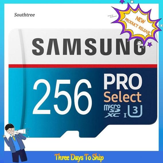 Micro Sd Samsung Evo Pro Select 256 Gb