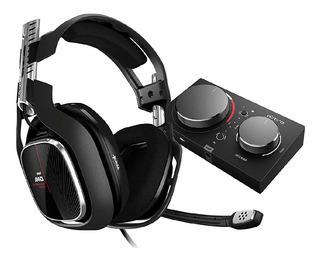 Audífonos Astro A40 Tr +mixamp Pro Tr Xbox Ps4
