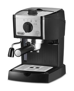Cafetera Expresso Delonghi Cuerpo Acero Ec155m. Nueva