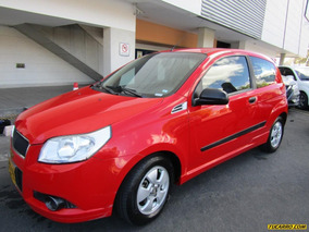 Chevrolet Aveo Emotion Gt I 1.6l Mt 3 P Aa