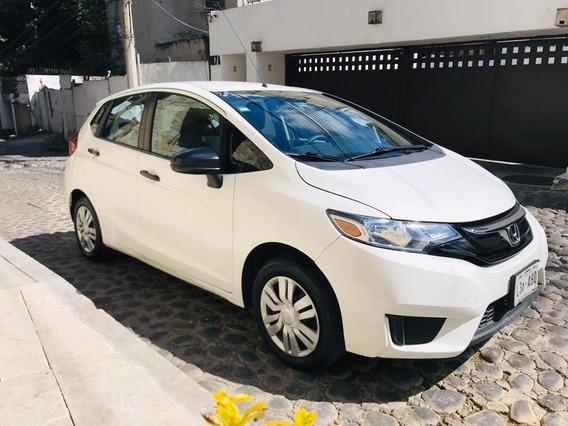 Honda Fit Equipado Semi Nuevo
