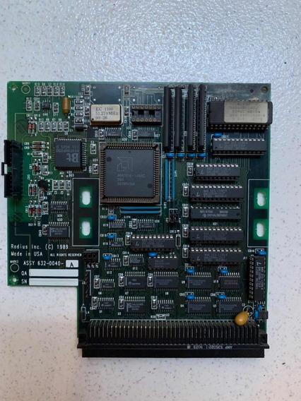 Placa De Video Radius Pivot Apple Se/30 Display