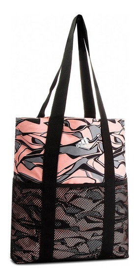 Bolso Cartera adidas Shopper Para Dama Graphic Casual Urbano