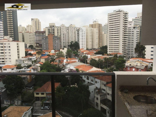 Imagem 1 de 21 de Apartamento A Venda No Bairro Paraíso Em São Paulo - Sp.  - Ap93-1