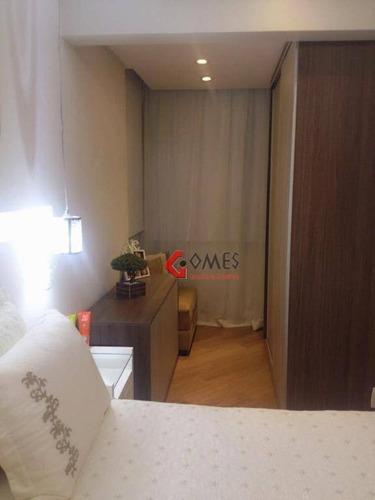 Apartamento Residencial À Venda, Vila Gonçalves, São Bernardo Do Campo. - Ap2573