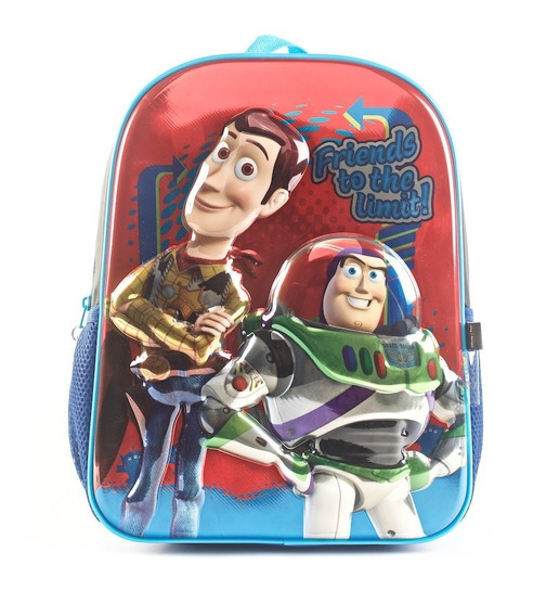 Mochila Toy Story Mision Control 3d 14