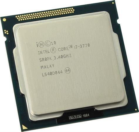 Processador Intel Core I7 3770 3.9ghz 8mb C/ Cooler