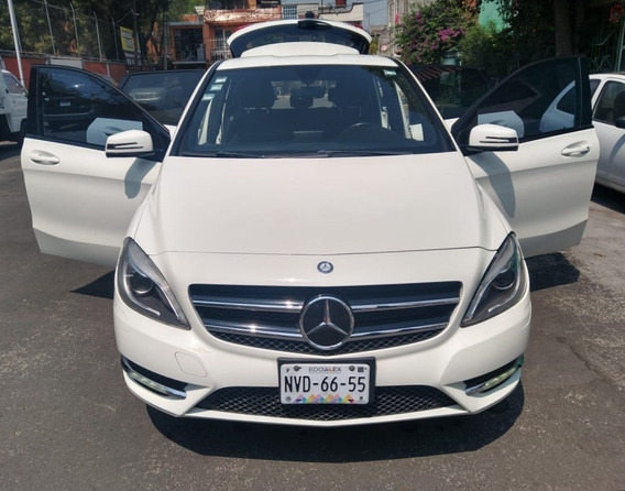 Mercedes-benz Clase B 1.6 180 Cgi Mt 2013