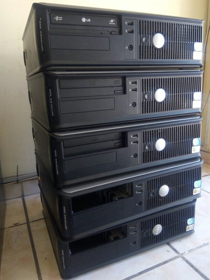 Computador Dell Optiplex 320, Process Pentium D 450 Cada