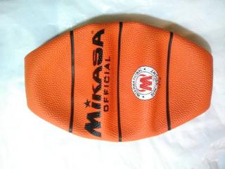 Balón De Basket Marca Mikasa Número 1312 Infantil