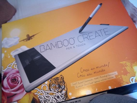 Caneta Wacom Bamboo Cth 670 - Acessórios de PC [Melhor Preço