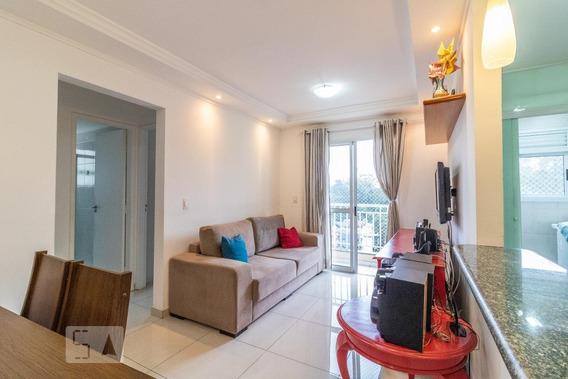 Apartamento Para Aluguel - Rudge Ramos, 2 Quartos, 57 - 892991772