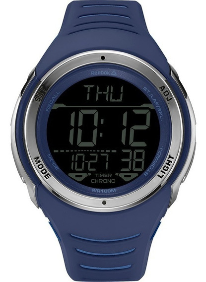 Reloj Reebok Vertex Rd-ver-g9-pnpn-b1- Tienda Oficial