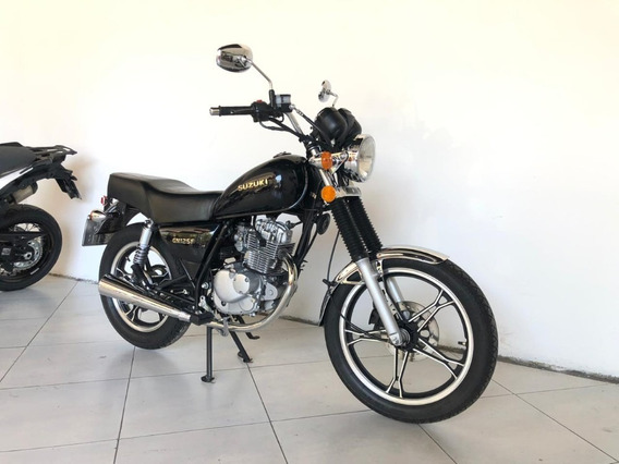 Suzuki Gn 125 2018 Impecable Estado