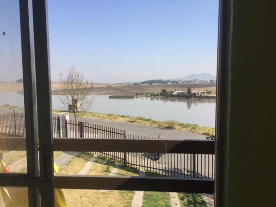 Bonita Casa Con Vista Al Lago. En Rancho San Juan, Almoloya