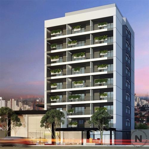 Studio Residencial Para Venda, Vila Buarque, São Paulo - St2246. - St2246-inc