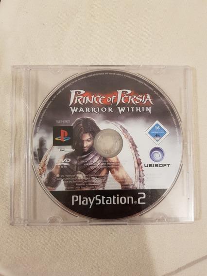 Prince Of Persia Warrior Within Ps2 Em Original Frete Grátis