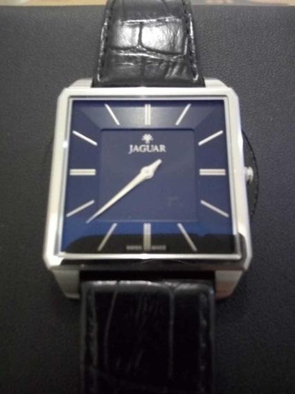 Relógio Jaguar Original Suíço Slim