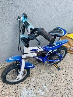 Bicicleta Raleight Mxr Rodado 12