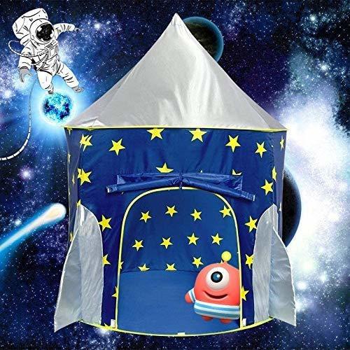 Magictent - Tienda De Campaña Para Niños En Forma De Cohete