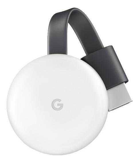 Google Chromecast 3 Hdmi Edição 2019 Original 1080p + Nf