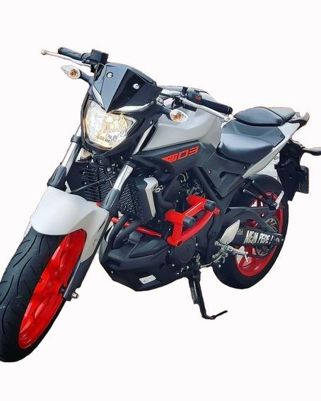 Slider Yamaha Mt03 Stunt Cage