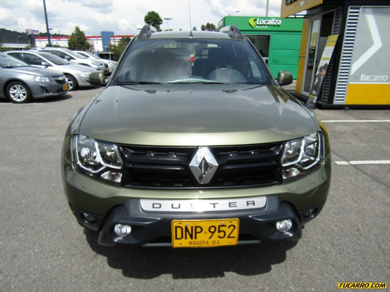 Renault Duster Oroch Mt 2000cc Aa 4x2