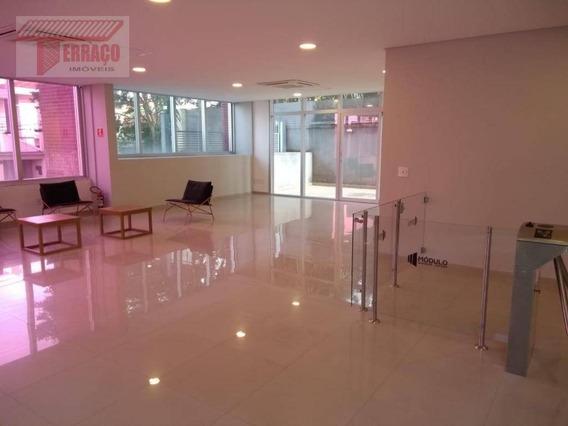 Sala À Venda, 42 M² Por R$ 240.000,00 - Vila Bastos - Santo André/sp - Sa0071