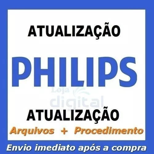 Atualização Software Firmware Pkg Philips 48pfg5100/78