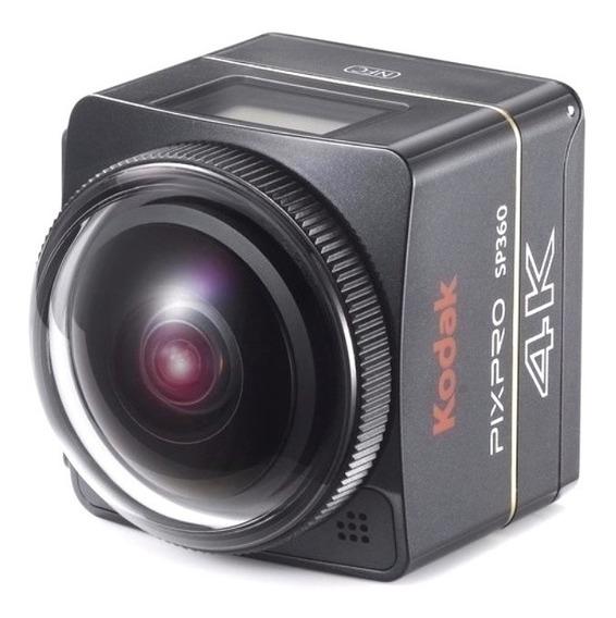 Kodak Pixpro Sp360 4k 2x Cameras 360º Pronta.entre. + Nfe