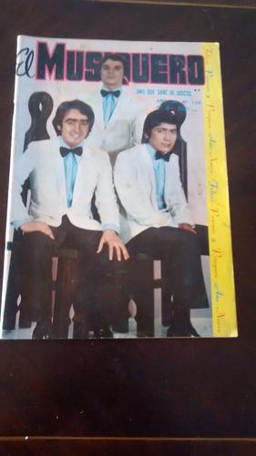 Revista El Musiquero  N° 155 -  Los Galos (475