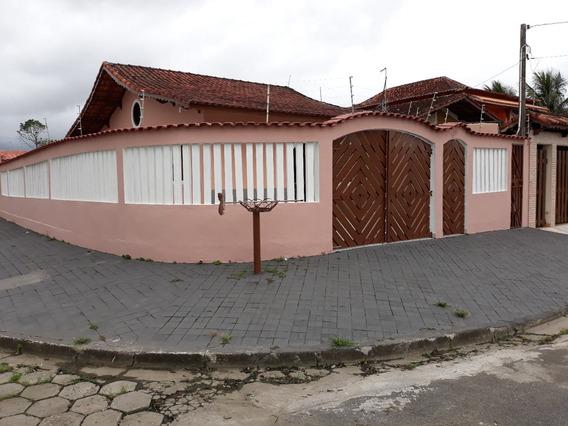 Casa Mongagua 500 Metros Da Praia Total Segurança
