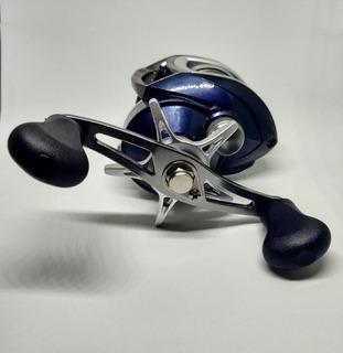 Carretilha De Pesca - 12 Rolamentos Freio Magnético