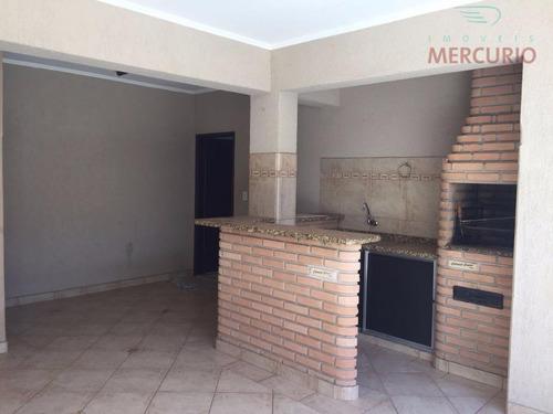 Casa Residencial Para Venda E Locação, Vila Riachuelo, Bauru. - Ca2178