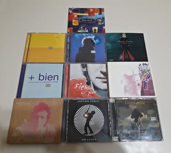 Discografia Completa Gustavo Cerati
