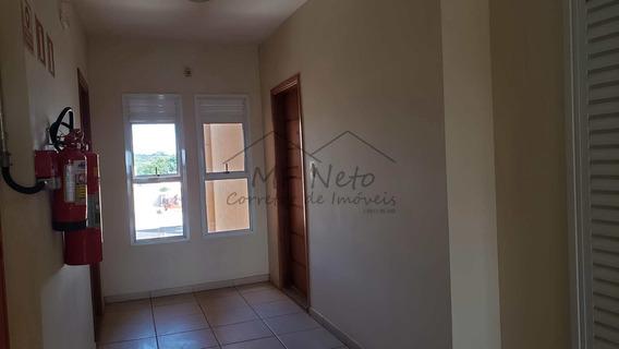 Apartamento Com 1 Dorm, Jardim Rosim, Pirassununga, Cod: 10131663 - V10131663