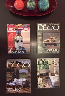 Revistas Para Ti Deco - Excelente Colección ( Precio X U )