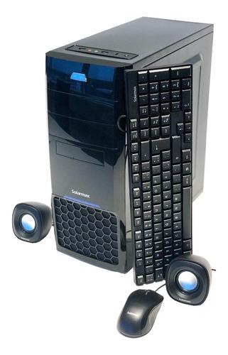 Imagen 1 de 9 de Computadora Cpu Pc Solarmax Intel Core I7 9700 16g 240g Ssd