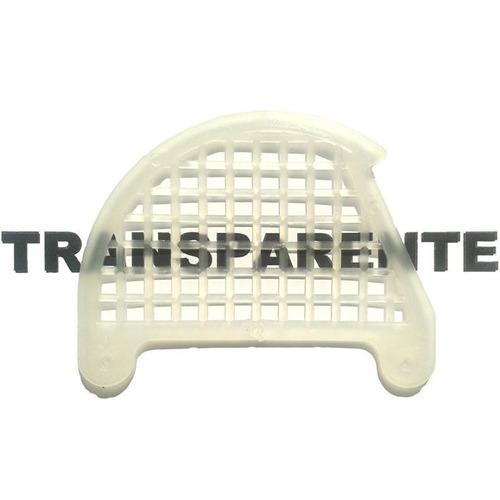 Passarinheira Telha Portuguesa Kit 105 Metros Transparente