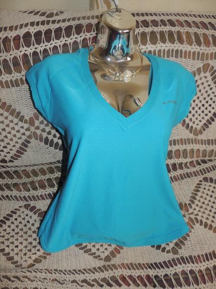 Camisa Alicrada Dama Talla Única En Excelentes Condiciones