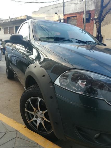 Fiat Strada 2012 1.3 Mjet Trekking Cs + Aa