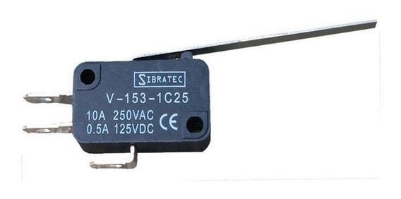 Chave Fim De Curso V-153-1c25 Sibratec