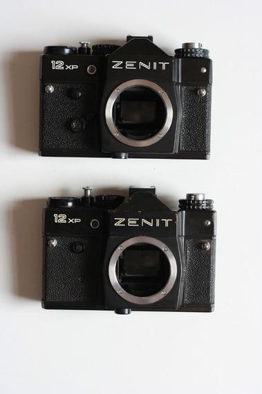 02 Câmeras Zenith 12xp Para Peças, Decoração, Conserto.