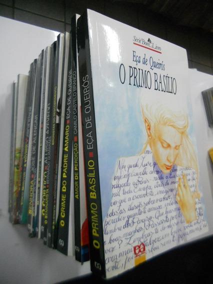 Coleção: Série Bom Livro Da Editora Ática: 21 Volumes