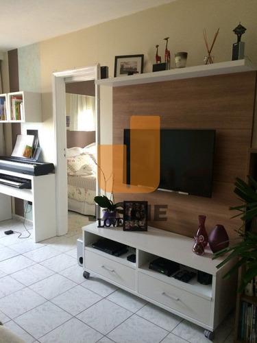 Apartamento 01 Dormitorio Na Regiao Da Santa Cecilia - Ja2008