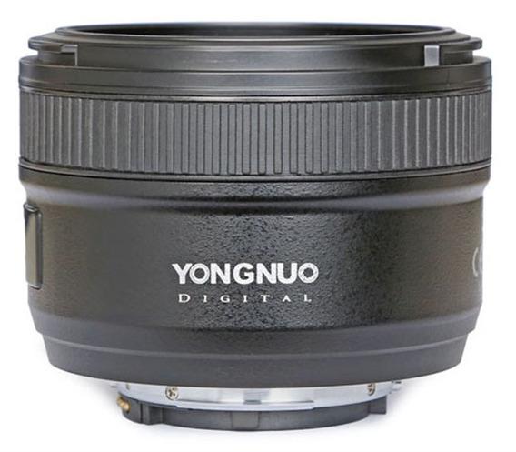 Lente Yongnuo 50mm F/1.8 Para Nikon