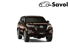 Toyota Hilux Sw4 Srx At 5 Lugares 2.8l 16v Turbo In..115