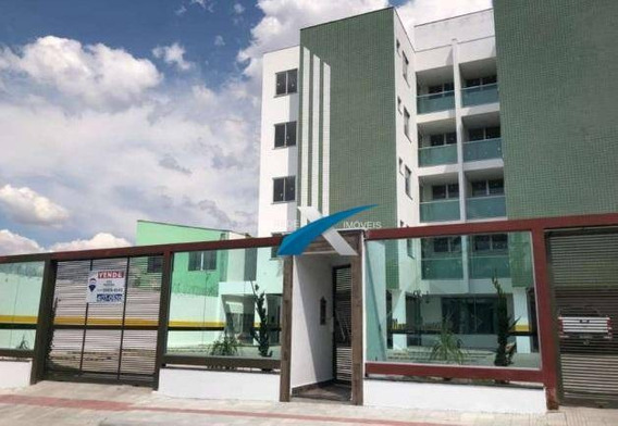 Apartamento À Venda, 51 M² Por R$ 176.000 - Nossa Senhora Das Graças - Betim/mg - Ap4712